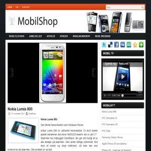 Find informationer om billige mobiltelefoner på Gitis.dk