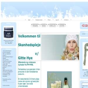 Skønhedspleje v/ Gitte Hye