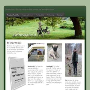 Glad hundelufter