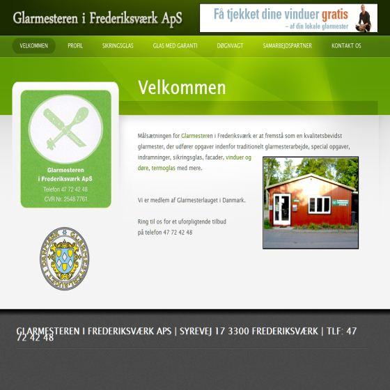Glarmester Frederiksværk