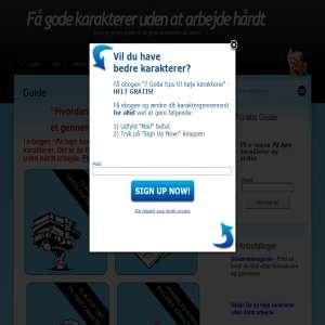 Gode Karakterer - Bestå dansk eksamen og matematik eksamen