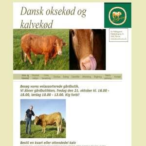 Godtkyed.dk - Dansk oksekød & kalvekød