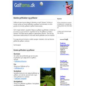 Golftema.dk