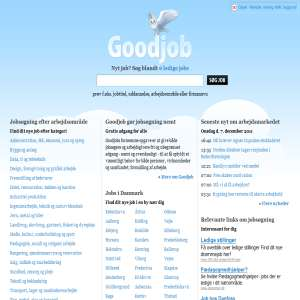 Goodjob.dk - Jobannoncer