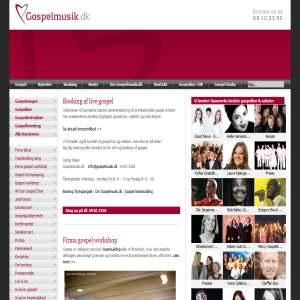 Gospelmusik.dk