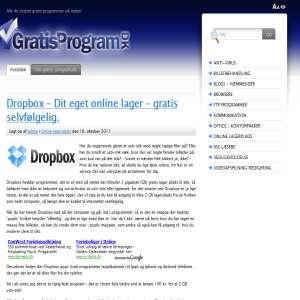 gratis-program.dk