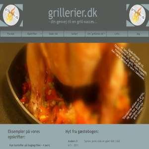 Grillerier.dk - Grill opskrifter