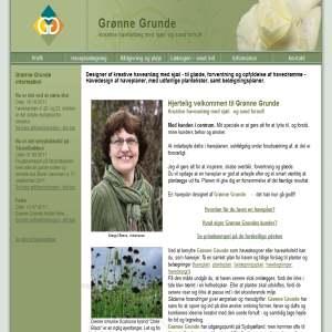 Grønne Grunde - Tegning af planteplaner & belægningsplaner