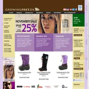 GrowingFeet.dk