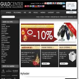 Guldcenter.dk - Din online Guldsmed