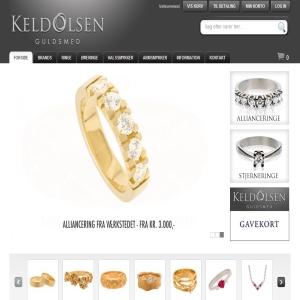 Guldsmed Keld Olsen Ole Lynggaard Sweet Drops