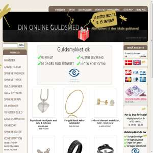 Guldsmykket.dk - Din Online Guldsmed