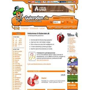 Guleroden.dk | Gaver - Postkort mv.