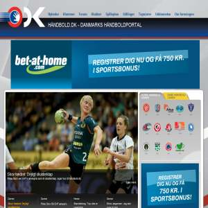 Håndbold.com - med i spillet