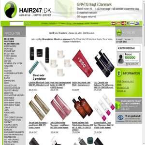 Hair247 - Køb Mærkevarer Online