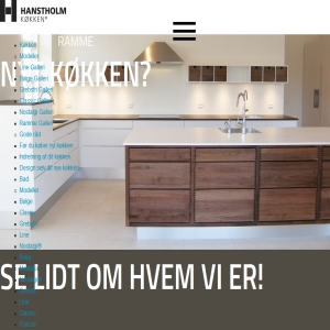 Hanstholm Køkken A/S