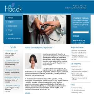 Akupunktur ved Dr. Hao