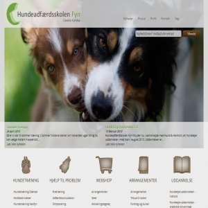 Hundeadfærdsskolen Fyn - Hvalpe- & hundetræning