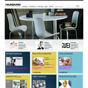 Haungaard Møbler - Design Møbler