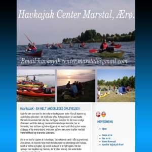 Havkajak Center Marstal
