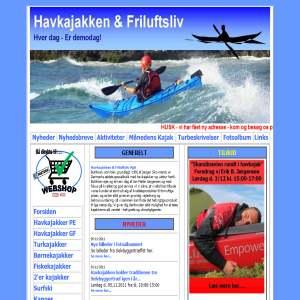 Havkajakken.dk
