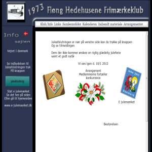Fløng-Hedehusene Frimærkeklub