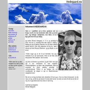 Hedegaard.nu - Kristne online