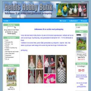 Heidis Hobby Butik