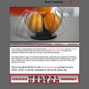 Heldal Design - Industrielt Design og Produktudvikling
