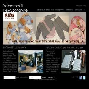 Butikker i Hellerup