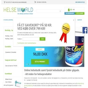 HelseWorld.dk