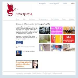 HenningsenCo - Indretning & Feng Shui