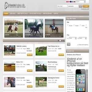Heste Index - Køb og Salg