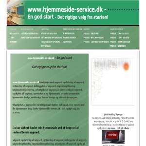 Hjemmeside-service.dk