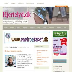 Hjertelyd.dk