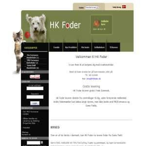 HK Foder