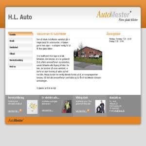H.L. Auto - AutoMester - Østjylland