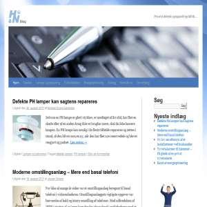 Blog om el-teknik - Hansen & Nielsen A/S