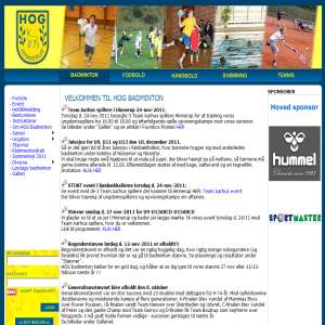 Badmintonklub - Hinnerup