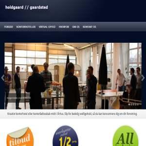 Holdgaard Gaardsted kontorhotel