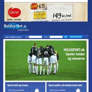 Holdsport.dk