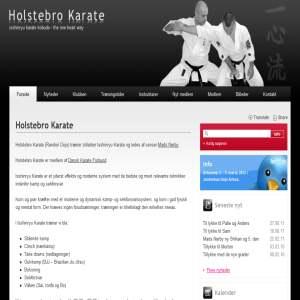 Holstebro Karate Skole