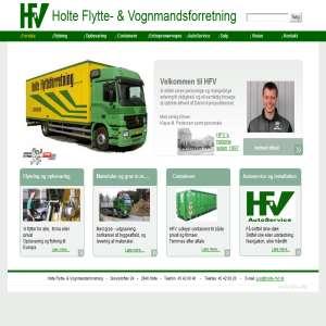 Holte Flytte- & Vognmandsforretning