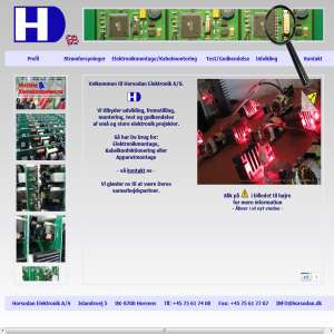 Horsodan Elektronik A/S