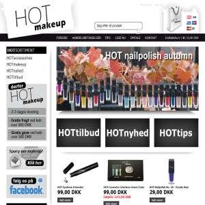 Hot4You make-up