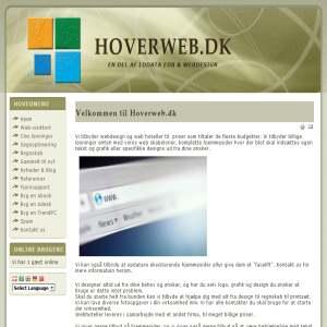 Hoverweb - En del af LDData