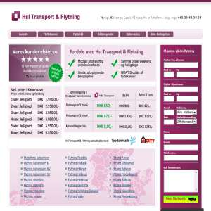 Billig Flytning - Hsl-Transport & Flytning