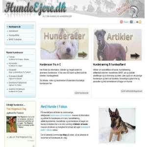 HundeEjere - Se Hunderacer fra A-Z