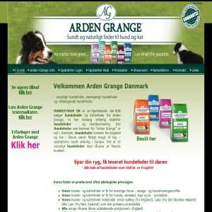 Arden Grange - Hundefoder