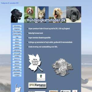 Hunde og kattefoder